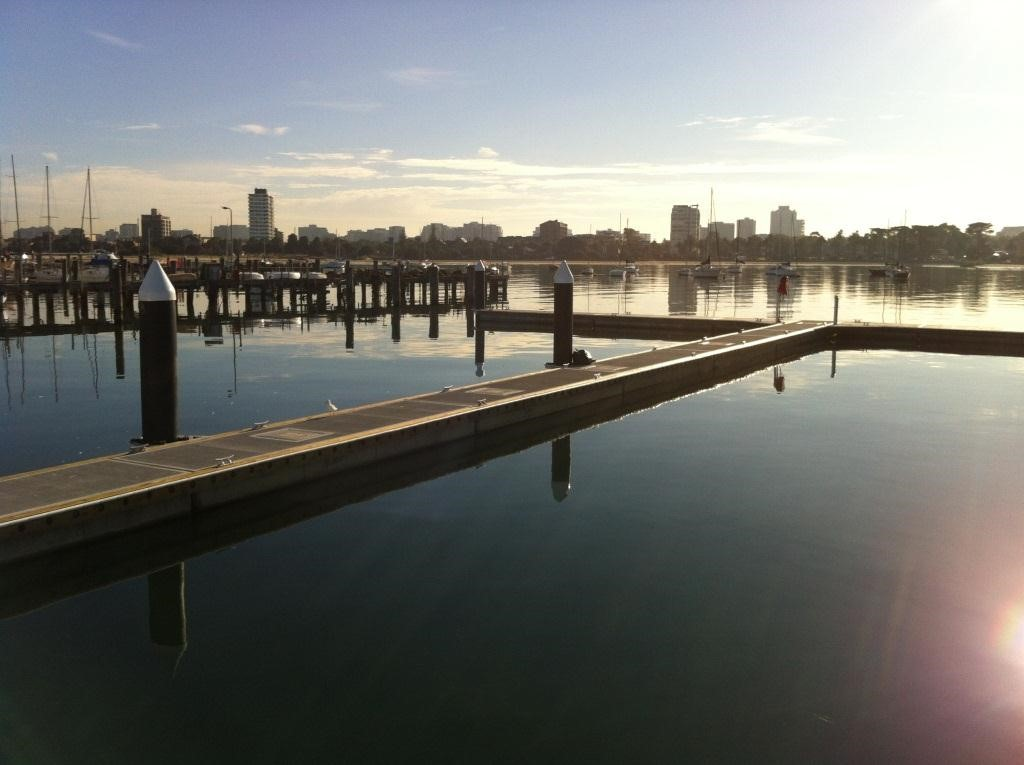 Picture of St Kilda Harbour Jetty